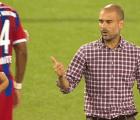 ¿Josep Guardiola no acepta las derrotas?
