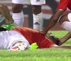 Video: Anota un golazo y cae desmayado por un fuerte golpe