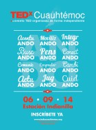 Próximamente TEDxCuauhtémoc (ya puedes inscribirte)