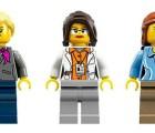 La colección de científicas de LEGO