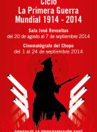 Ciclo de cine: La Primera Guerra Mundial 1914-2014