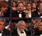 Así reaccionaron los nominados el Emmy al ver que no ganaban