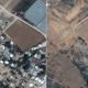 Esto es Gaza antes y después de la intervención de Israel