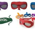 Te regalamos unos lentes 3D de las Tortugas Ninja