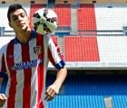 Raúl Jiménez fue presentado oficialmente con el Atlético de Madrid