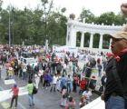 Ejidatarios de Atenco en alerta por el anuncio del nuevo aeropuerto