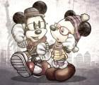 Los personajes de Disney se volvieron hipsters