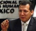 Ciudadanos presentan juicio político contra el presidente de la CNDH