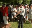 Video: Vean dónde terminó la bola tras un tiro de Rory Mcllroy