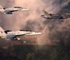 Estados Unidos inicia ataques a Siria