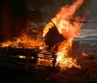 Galería: Manifestantes queman el Palacio Municipal de Iguala