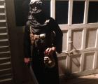 WTF!?!? Lo chido en EE.UU. este Halloween es vestirse de ISIS