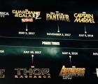 Estas son las películas que Marvel estrenará del 2015 al 2019
