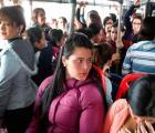 El DF es de las ciudades con transporte público más inseguro para mujeres