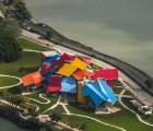 Con ustedes, el impresionante Biomuseo de Panamá