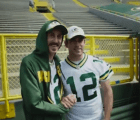 La broma de Tom Wrigglesworth a los Green Bay Packers