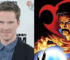 Benedict Cumberbatch protagonizará la película de Doctor Strange