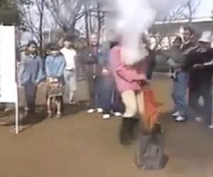 Video: Uso del extintor en simples pasos