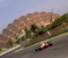 Este es el trazado del Autódromo Hermanos Rodríguez para el GP de México