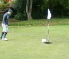 La nueva moda en el mundo del deporte se llama... ¡Footgolf!