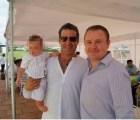 Diputado del PAN en fiesta de operador financiero del narco Beltrán Leyva