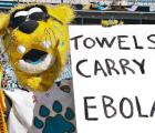 La broma de la mascota de Jacksonville sobre el ébola que se salió de control