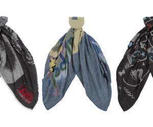 Objeto del deseo: Las bufandas de Led Zeppelin