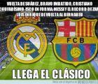 Acá tienen los memes del Real Madrid 3-1 Barcelona