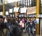 Universitarios plantean paro nacional de 48 horas por caso Iguala