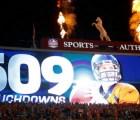Revive el pase con el que Peyton Manning superó el récord de Brett Favre