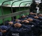 2 543 policías detenidos en México en 5 años por servir al crimen