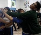 """Con deporte y arte se """"rescata"""" a alumnos de telesecundaria """"más violenta"""" del DF"""