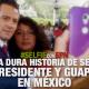 Normalistas desaparecidos, ejecuciones, fosas, manifestaciones... ¿Y dónde está el presidente?