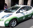 Habrá taxis eléctricos en el DF, operarán a partir de noviembre