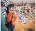 Tiene 4 años y toma mejores fotos que las de Instagram