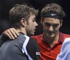 ¿Qué pasó con Federer y Wawrinka en el Masters de la ATP?