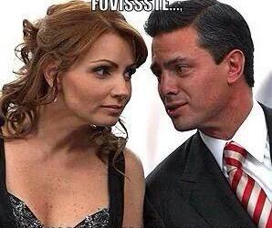 """Porque tenía que haber: memes de """"La Gaviota"""" y la #CasaBlancadeEPN"""