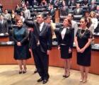 Colosio, plagio en la UNAM, Aguas Blancas: él dirige la CNDH