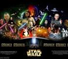 Un recuento de todos los trailers de la saga de Star Wars
