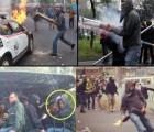 Militares no participaron en disturbios del #20NovMx, asegura Sedena