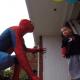 Niño con cáncer recibe un gran regalo ¡de Spiderman!