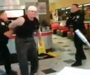 taser policia