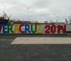 Así estuvo la inauguración de los JCC Veracruz 2014