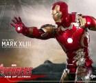 Esta es la armadura de Iron Man para Avengers: Age of Ultron