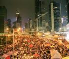 Miles de policías alistan desalojo de Occupy Central
