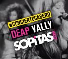 Mira nuestra sesión EXCLUSIVA con Deap Vally