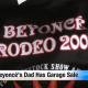 El papá de Beyoncé vende cosas de la cantante en una venta de garage