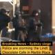 Policías abaten a secuestrador en café de Sidney (VIDEO)