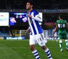 Carlos Vela, mejor jugador de la jornada en la Liga BBVA