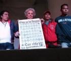 """""""Justo el reclamo"""" por Ayotzinapa: líder de Abuelas de Plaza de Mayo"""